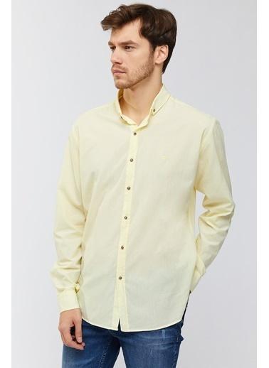 Avva Gömlek Sarı